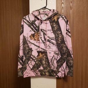 Camouflage Mossy Oak Sweatshirt
